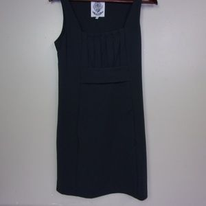 BB Dakota dark gray midi tank dress medium